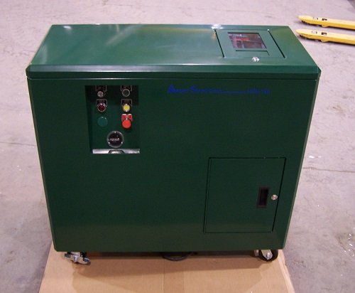 1 AMS-150HD - Hard Drive Shredder