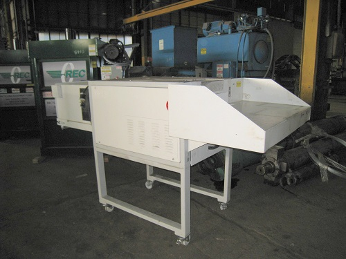 8493 2 HSM FA 490 Strip Cut Shredder