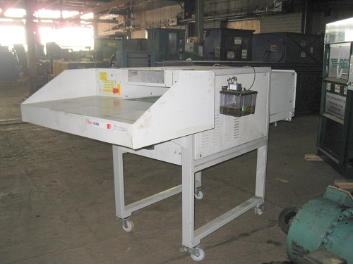 8493 5 HSM FA 490 Strip Cut Shredder