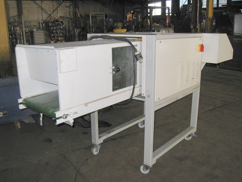 8493 6 HSM FA 490 Strip Cut Shredder