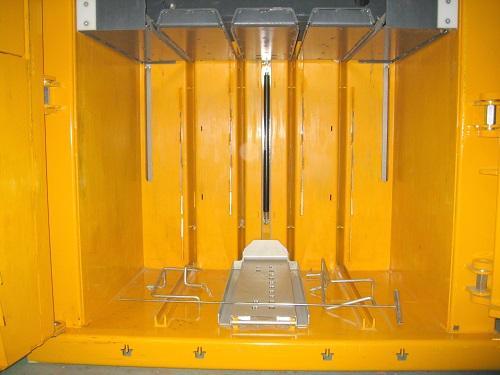 new in stock bramidan x25 vertical baler