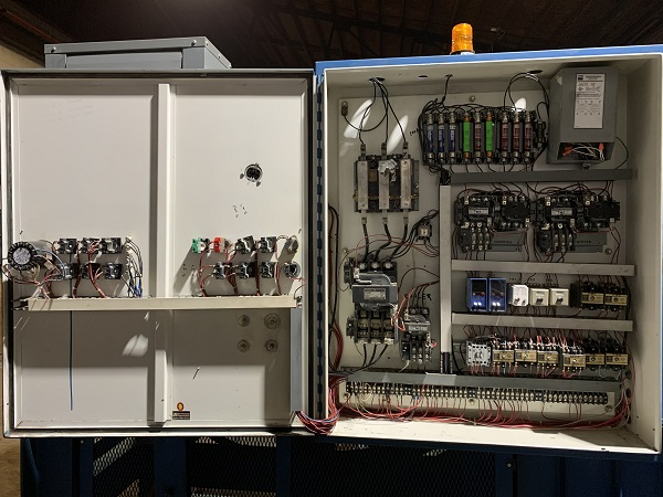 8644 Selco Electrical Panel
