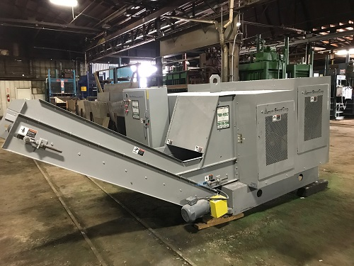 8667 6 Ameri Shred AMS 7500 Shredder