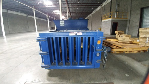 8747C 3 Cram a Lot PU HE 60 Closed End Horizontal Baler