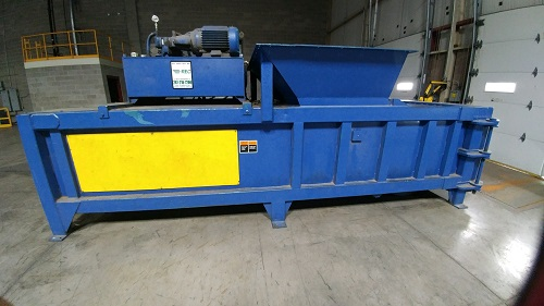 8747C 4 Cram a Lot PU HE 60 Closed End Horizontal Baler