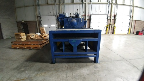 8747C 5 Cram a Lot PU HE 60 Closed End Horizontal Baler