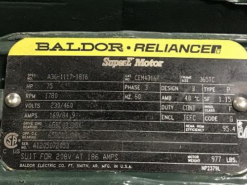 8752 11 International Baler TR 975 Two Ram Horizontal Baler