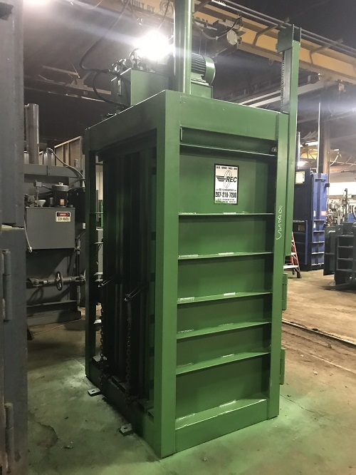 8855 7 PTR 1800 Vertical Downstroke Baler