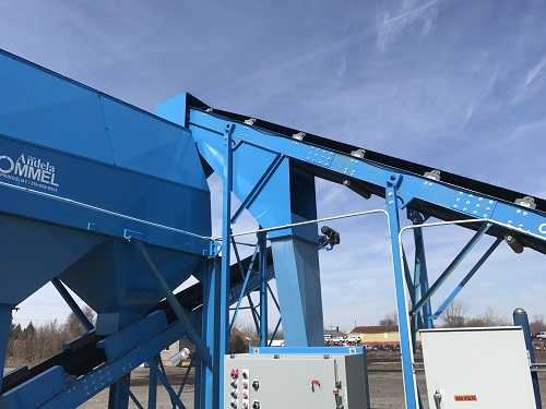 9031C 13 Andela Glass Crusher System
