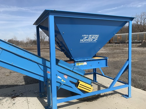 9031C 4 Andela Glass Crusher System
