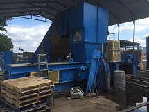 Harris 59N Two Ram Baler Thumb