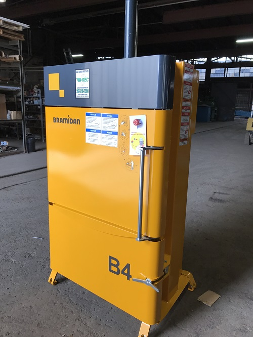 8750 2 Bramidan B4 Vertical Downstroke Baler