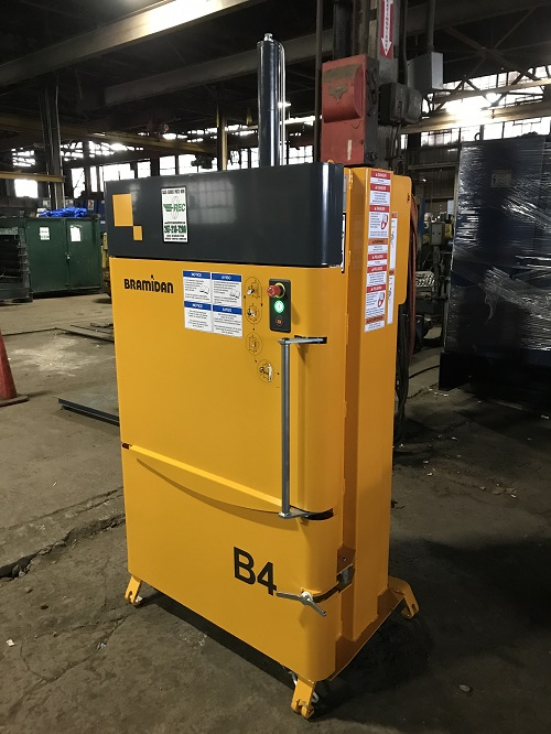 8750 3 Bramidan B4 Vertical Downstroke Baler