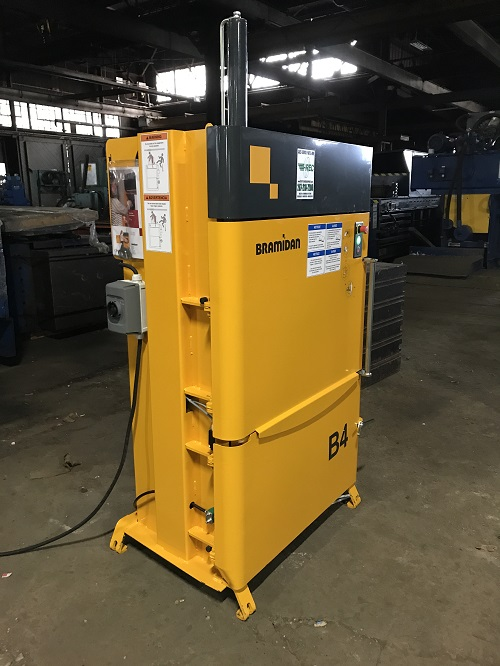 8750 5 Bramidan B4 Vertical Downstroke Baler