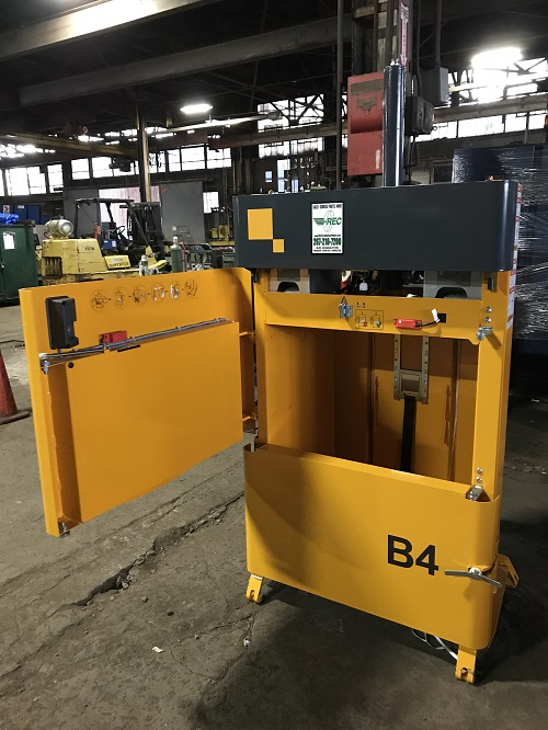 8750 8 Bramidan B4 Vertical Downstroke Baler