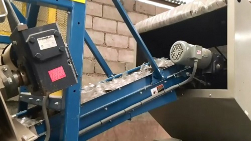 6 Granulator Feed Conveyor