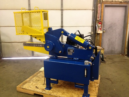 25 Inch Industrial Hydraulic Shear 2