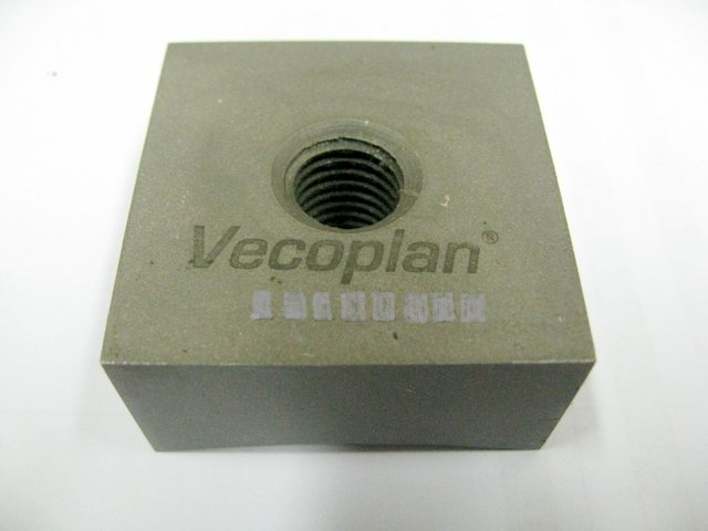 Mechanical   Vecoplan Replacement 3530000057 Cutter Crown 40mm