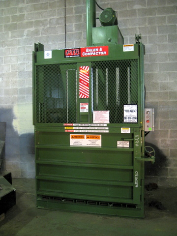 Ptr Baler And Compactor Co Ptr 2300hd