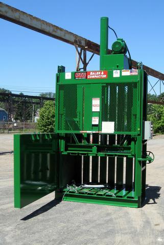 used ptr 2300 vertical baler