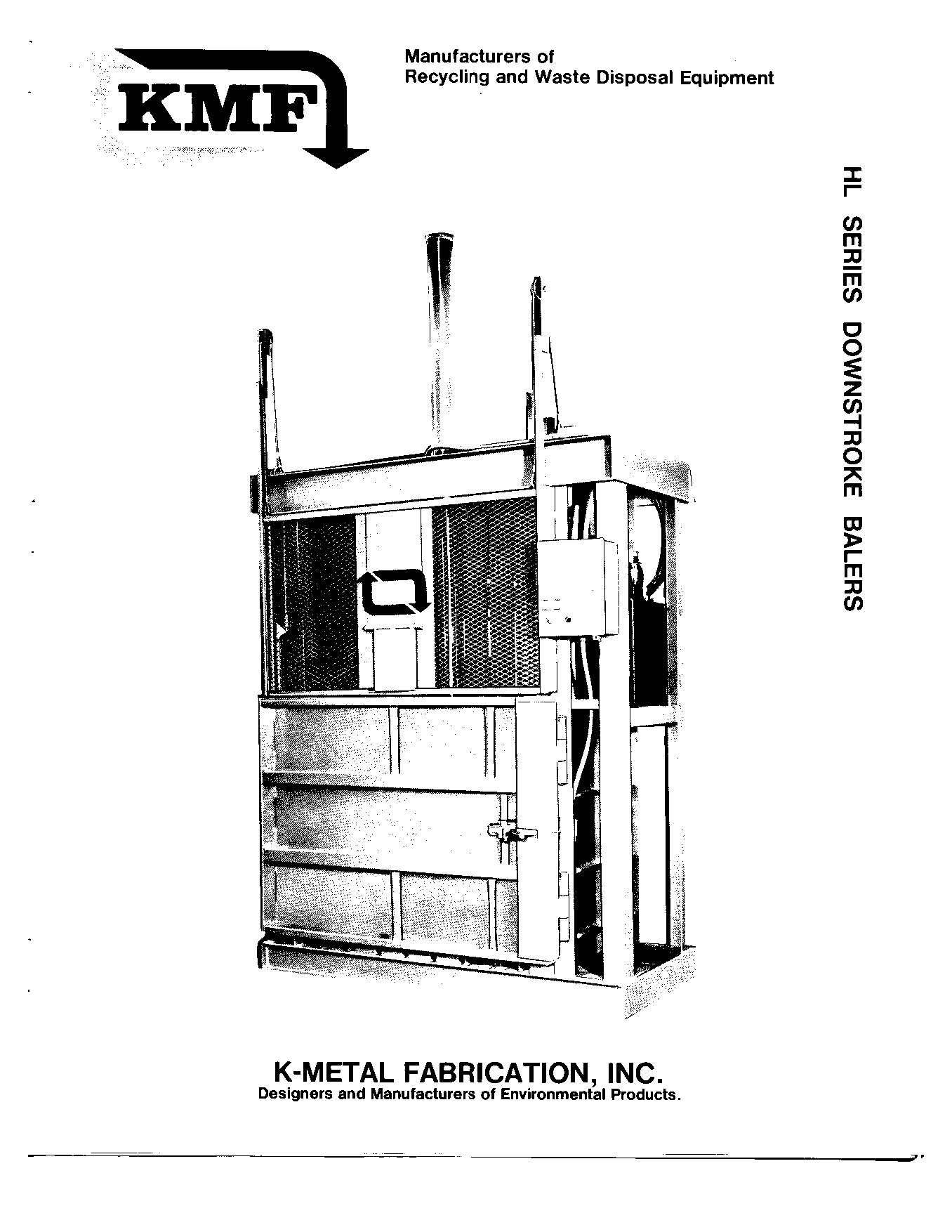 equipment manuals   kmf k metal vertical baler manual pdf
