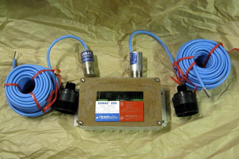 Strange Sonac 220 Delavan Complete Unit Wiring Cloud Nuvitbieswglorg